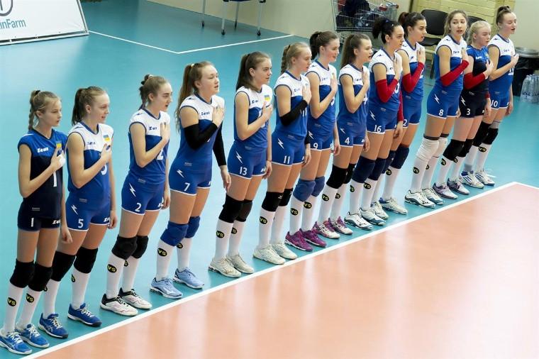 Збірна України U-16 Кваліфікація ЧЄ-2021. Дівчата U-16. Результати