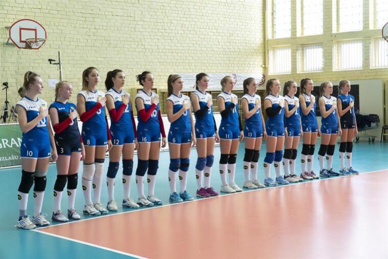 Збірна України U-16 Українські волейболістки програли білорускам у матчі відбору на Євро-2021