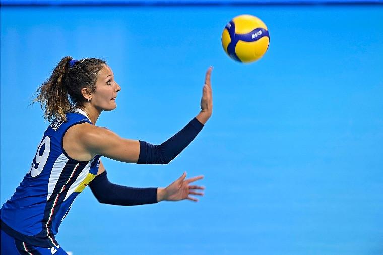Волейболістка збірної Італії Переможець Ліги націй може заробити до 1,135 млн доларів