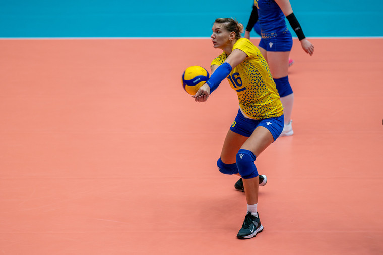 """Надія Кодола Надія КОДОЛА: """"Якщо молодь розвиватиметься, то волейбол в нашій країні вийде на новий рівень"""""""