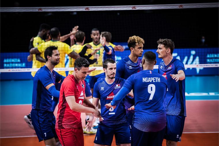 Збірна Франції Ліга націй. Сербія обіграла Францію, Іран сильніше Італії та інші матчі