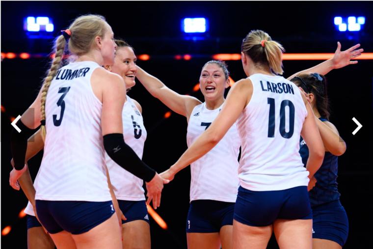 Жіноча збірна США Збірна США оголосила склад на Олімпіаду