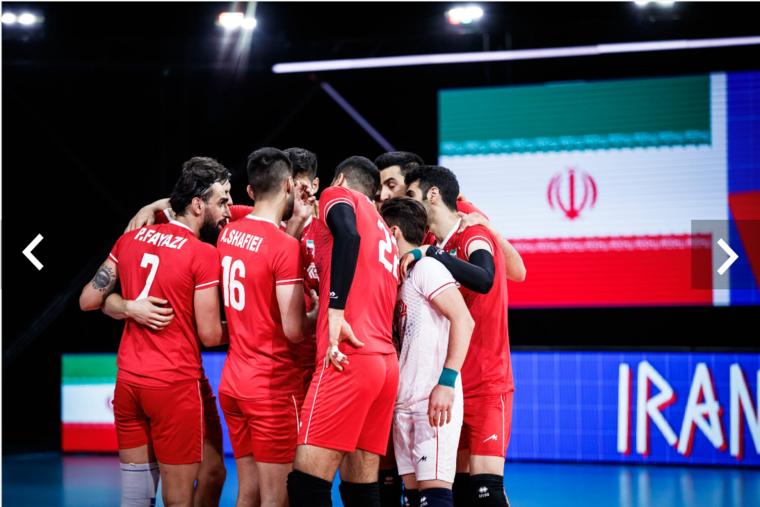 Збірна Ірану Ліга націй. Іран переміг США, Росія поступилася Франції та інші матчі