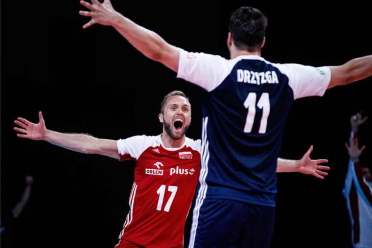 Збірна Польщі Ліга націй. Словенія на тай-брейку здолала Францію, Іран програв Сербії та інші матчі