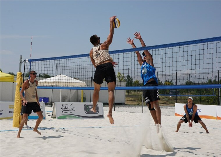 Владислав Ємельянчик та Денис Денисенко Українці стали п'ятими на турнірі в Болгарії