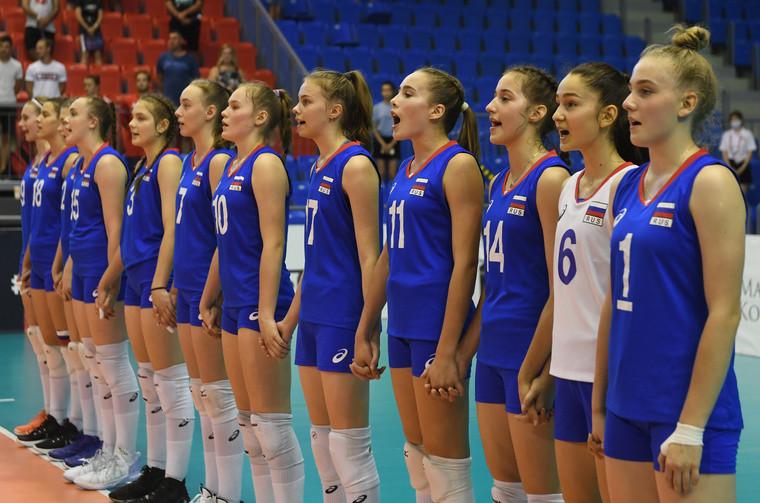 Збірна Росії Збірна Росії виграла чемпіонат Європи U-16