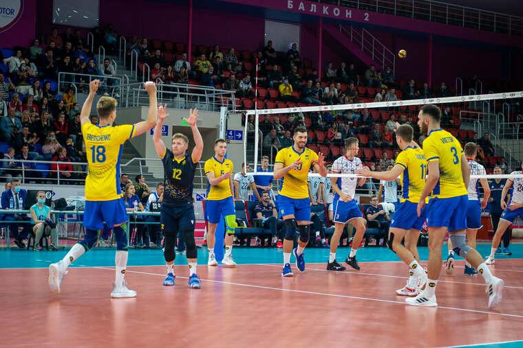 Збірна України У Запоріжжі відбудеться турнір за участю чоловічих збірних Сербії, Болгарії та Словенії
