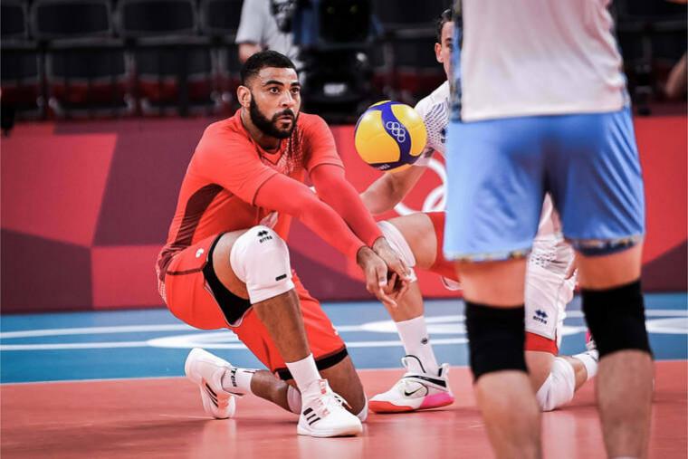 Ервін Нгапет Волейбольний турнір Олімпіади-2020: розклад та результати