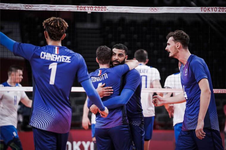 Збірна Франції Олімпіада. Франція перемогла Росію, Бразилія обіграла США та інші результати дня