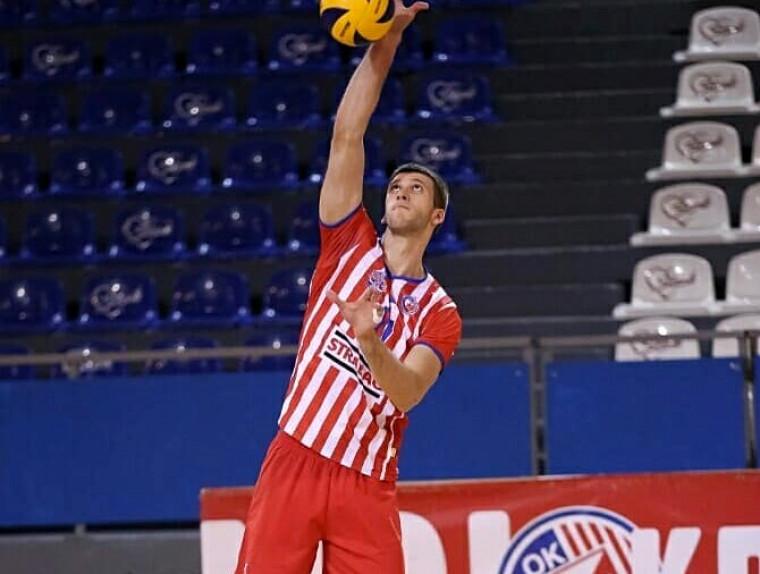 Марко Сінделіч Сербський блокуючий став гравцем львівського клубу