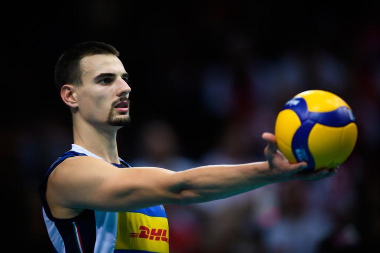 Сімоне Джанеллі Джанеллі визнаний MVP чемпіонату Європи