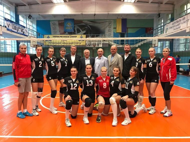 ДоброДій-Медуніверситет-ШВСМ Вінницька команда змінила назву