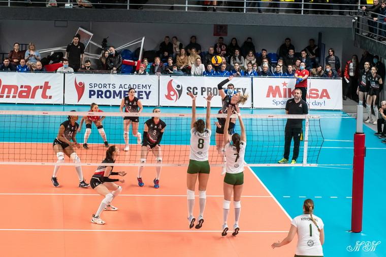 СК Прометей - Хімік Результати матчів 1-го туру жіночої Суперліги України 2021-2022