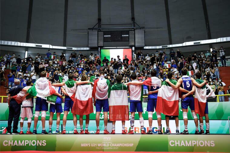 Збірна Італії U-21 Італія стала переможцем чемпіонату світу U-21