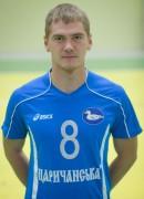 Антоненко  Артем гравець команди ШВСМ-СумДУ Суми, Україна
