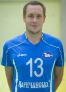 Марiнченко  Андрiй гравець команди ШВСМ-СумДУ Суми, Україна