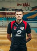 Руденко  Сергій гравець команди ВК Серце Поділля Вінниця, Україна