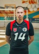 Матус  Олександр гравець команди ВК Серце Поділля Вінниця, Україна