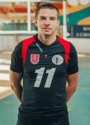 Дорош  Сергій гравець команди ВК Серце Поділля Вінниця, Україна