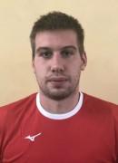 Пасажін  Андрій гравець команди ШВСМ-СумДУ Суми, Україна