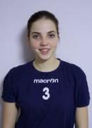 Мазенко  Марина гравець команди Білозгар-Медуніверситет Вінниця, Україна