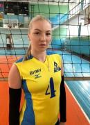 Лозінська  Марія гравець команди Білозгар-Медуніверситет Вінниця, Україна