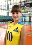 Якушева  Валерія гравець команди Білозгар-Медуніверситет Вінниця, Україна