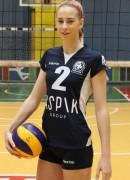 Нудьга  Валерія гравець команди Новатор Хмельницький, Україна