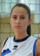 Кравчук  Таїсія гравець команди Університет-ШВСМ Чернігів, Україна