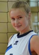 Сергєєва  Анна гравець команди Університет-ШВСМ Чернігів, Україна