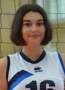 Понтер  Діана гравець команди Університет-ШВСМ Чернігів, Україна