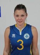 Пасс  Поліна гравець команди Орбіта-ЗНУ-ОДЮСШ Запоріжжя, Україна