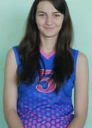 Ніколюк  Наталія гравець команди Орбіта-ЗНУ-ОДЮСШ Запоріжжя, Україна