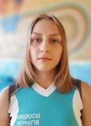 Воршулова  Тетяна гравець команди Університет-ШВСМ Чернігів, Україна