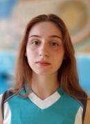 Семеніщева  Анастасія гравець команди Університет-ШВСМ Чернігів, Україна