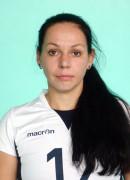 Щербак  Марта гравець команди ВК Полтавчанка-ПНПУ Полтава, Україна