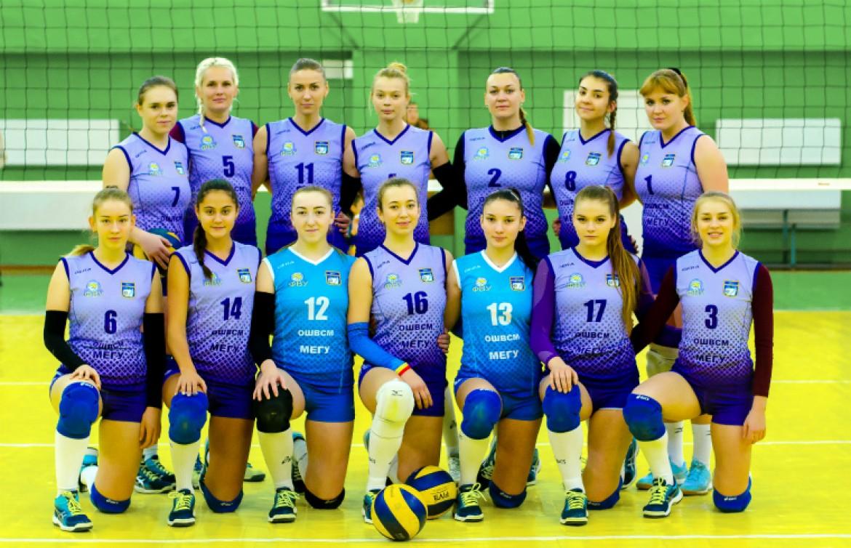 Склад команди Регіна-МЕГУ-ОШВСМ (Рівне, Україна)