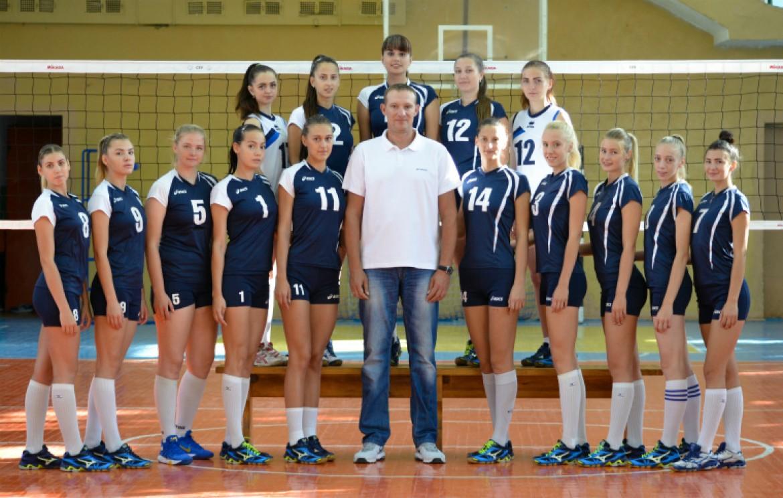 Склад команди Університет-ШВСМ (Чернігів, Україна)