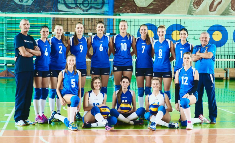 Склад команди Волинь-Унiверситет-ОДЮСШ (Луцьк, Україна)