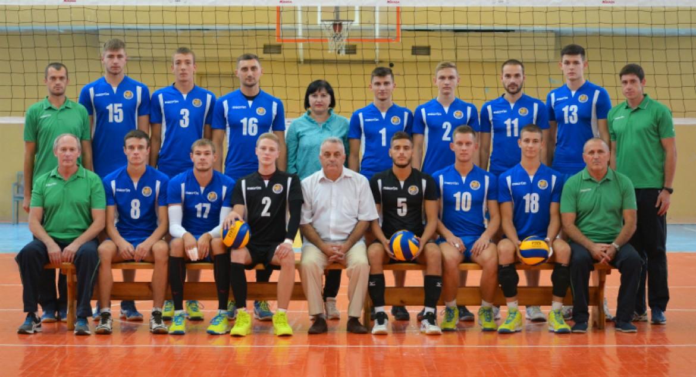 Склад команди Буревісник-ШВСМ (Чернігів, Україна)