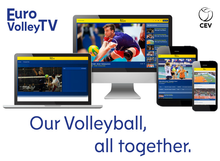 eurovolley tv